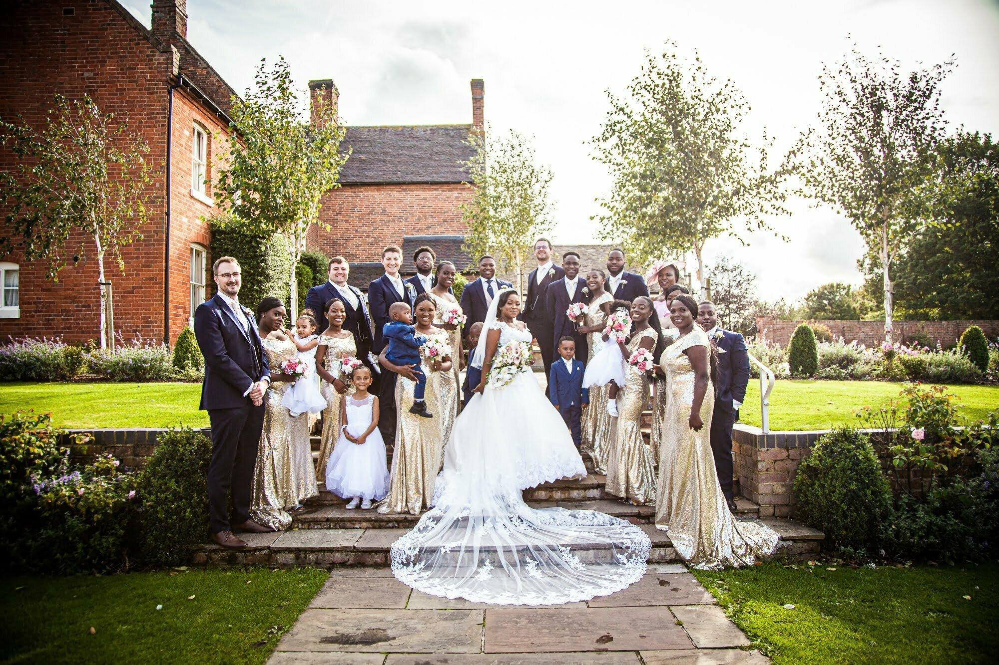 Alrewas Hayes Wedding 15