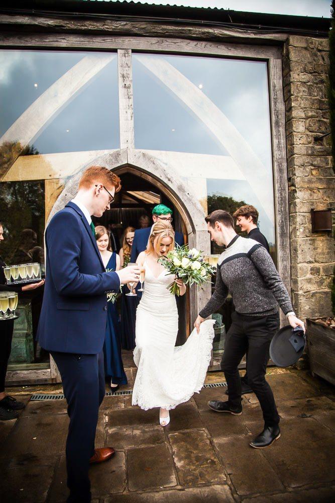 Autumn Weddings at Cripps Barn 12