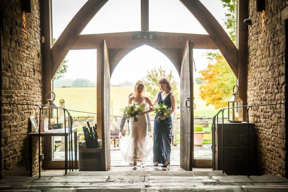 Autumn Weddings at Cripps Barn 8