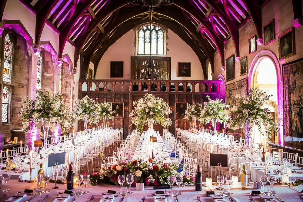 Berkeley Castle Wedding JG 1
