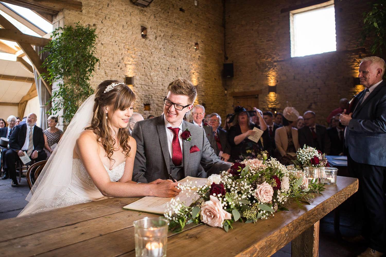 Cripps Barn Wedding 8