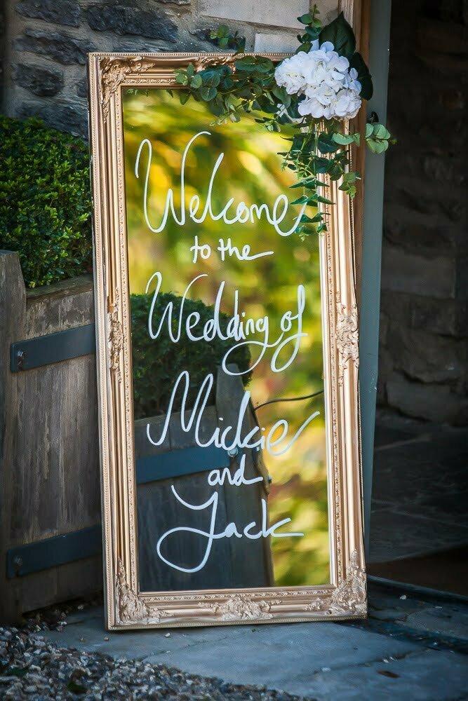 Cripps Barn Wedding MJ 1