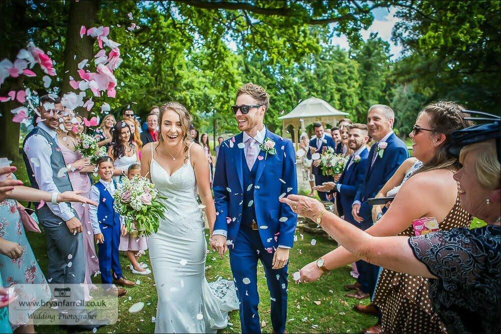 Eastington Park Weddings 8