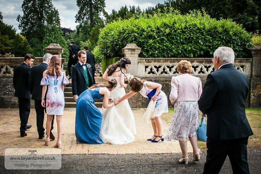 Grittleton House Weddings FP 16