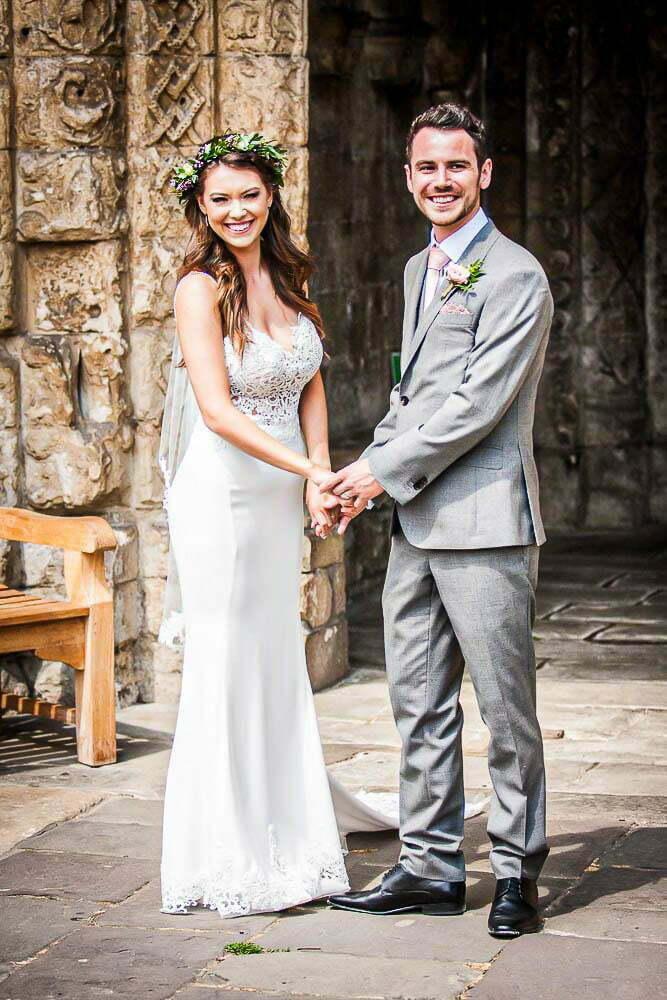 Malmesbury Abbey Wedding SB 10