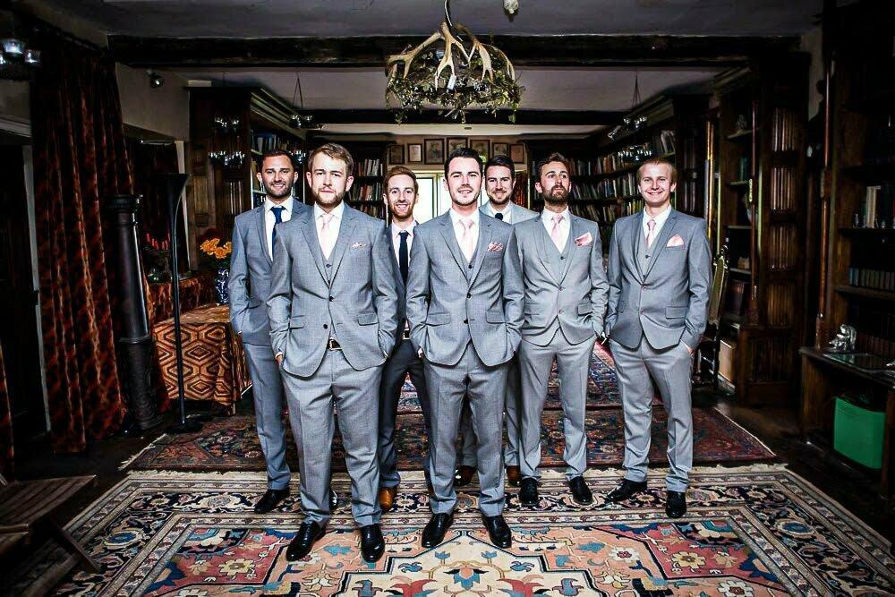 Malmesbury Abbey Wedding SB 3