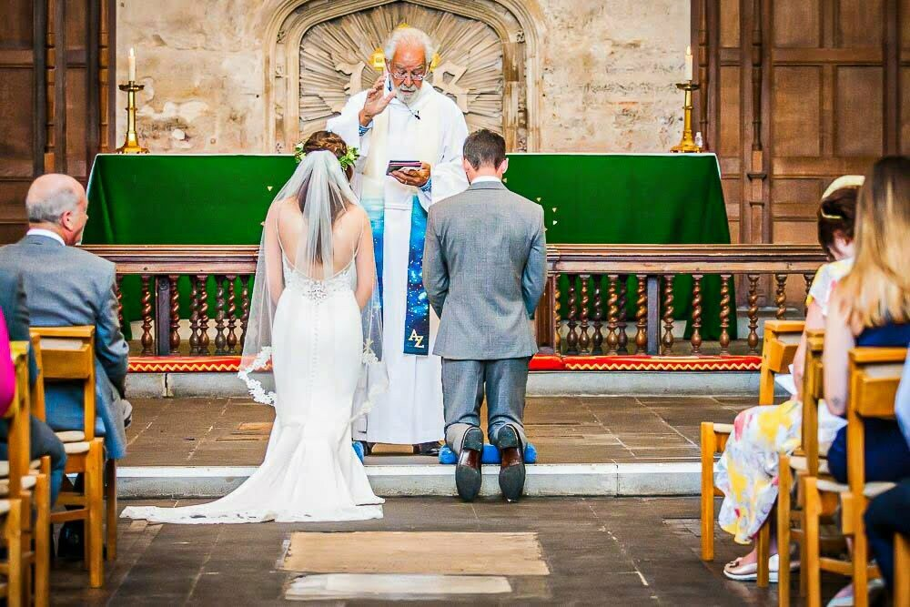 Malmesbury Abbey Wedding SB 7