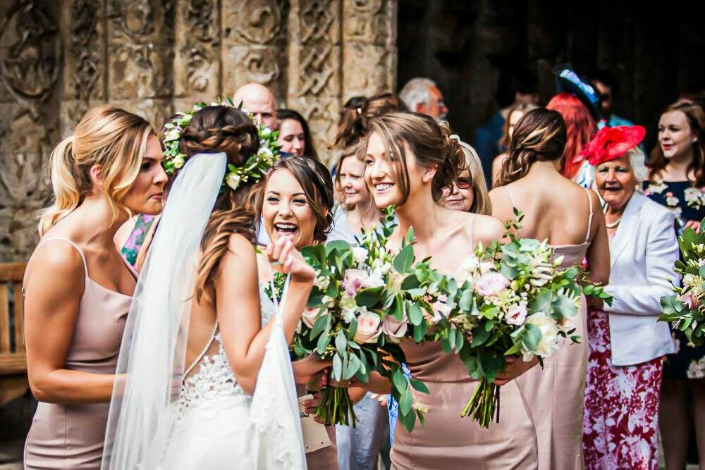 Malmesbury Abbey Wedding SB 9