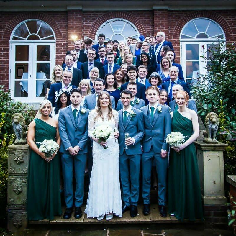 Mottram Hall Wedding LM 11