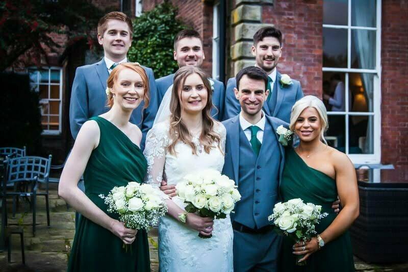 Mottram Hall Wedding LM 13
