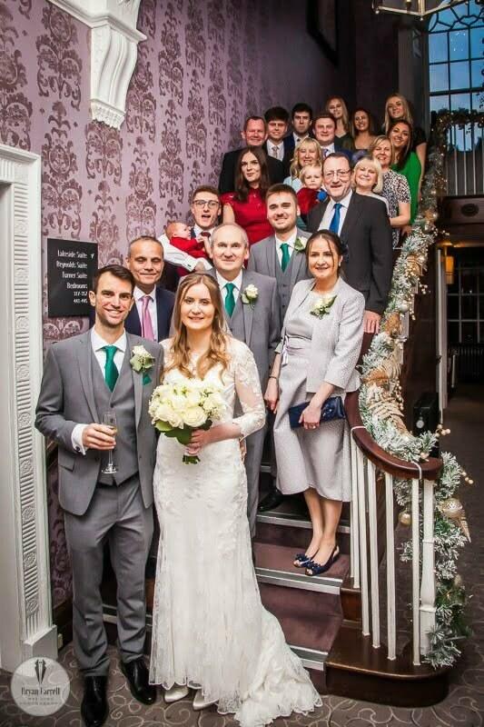 Mottram Hall Wedding LM 20