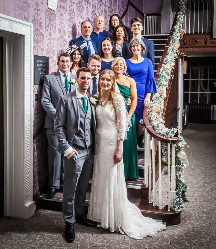 Mottram Hall Wedding LM 21