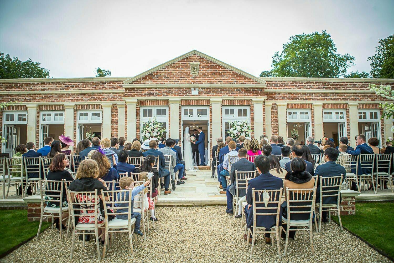 Orchardleigh House Weddings VJ 13