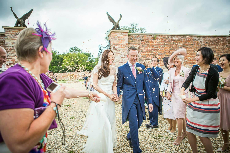 Orchardleigh House Weddings VJ 18