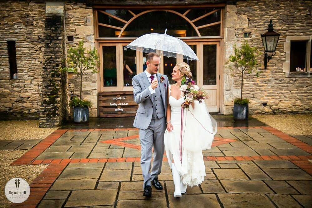Oxleaze Barn Wedding BH 16