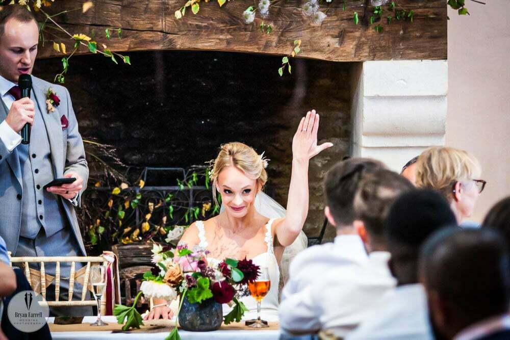 Oxleaze Barn Wedding BH 19