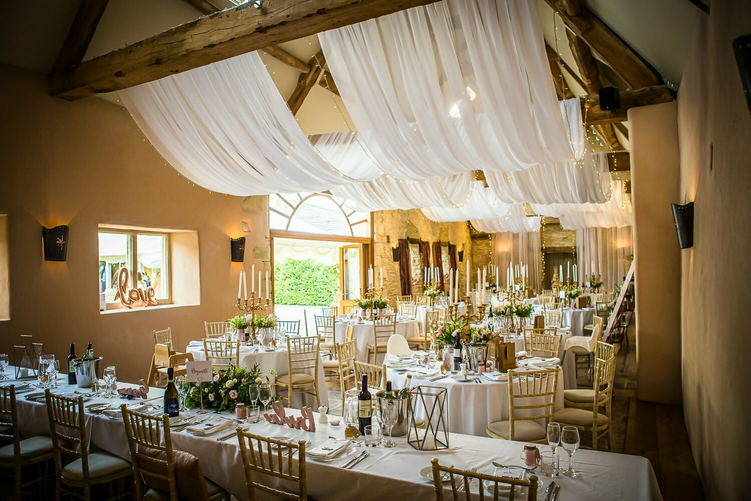 Oxleaze Barn Wedding LT 10