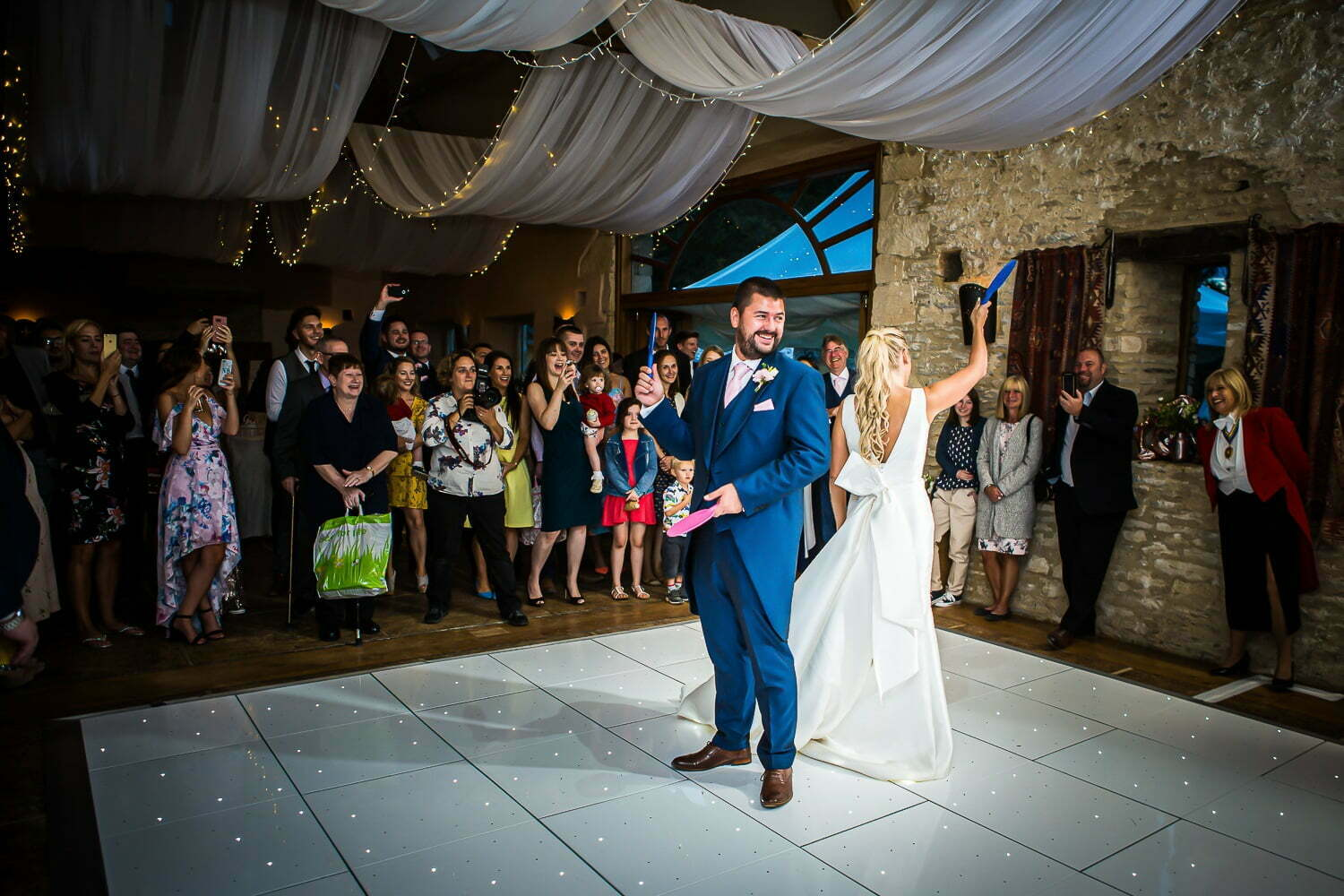 Oxleaze Barn Wedding LT 23