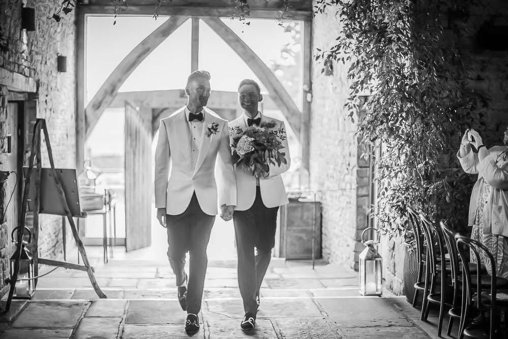 Thyme Tithe Barn Wedding 11