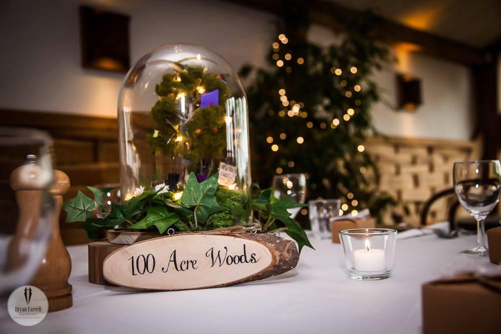 Winter Wedding at Cripps Barn AW 13