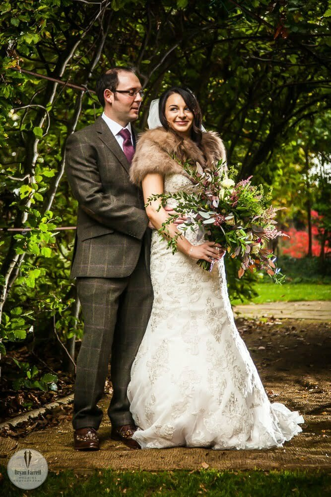 Winter Wedding at Cripps Barn AW 18