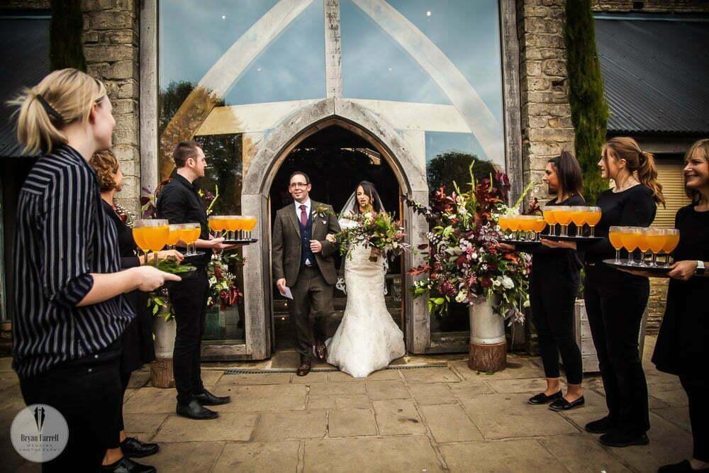 Winter Wedding at Cripps Barn AW 7