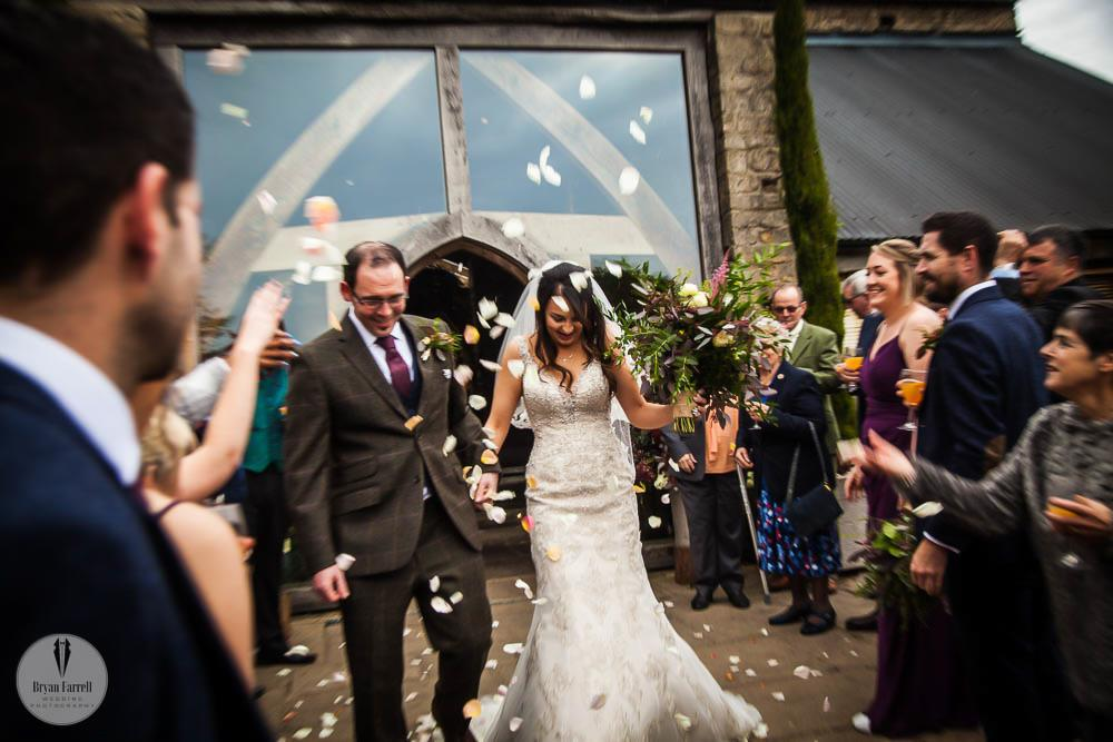 Winter Wedding at Cripps Barn AW 8