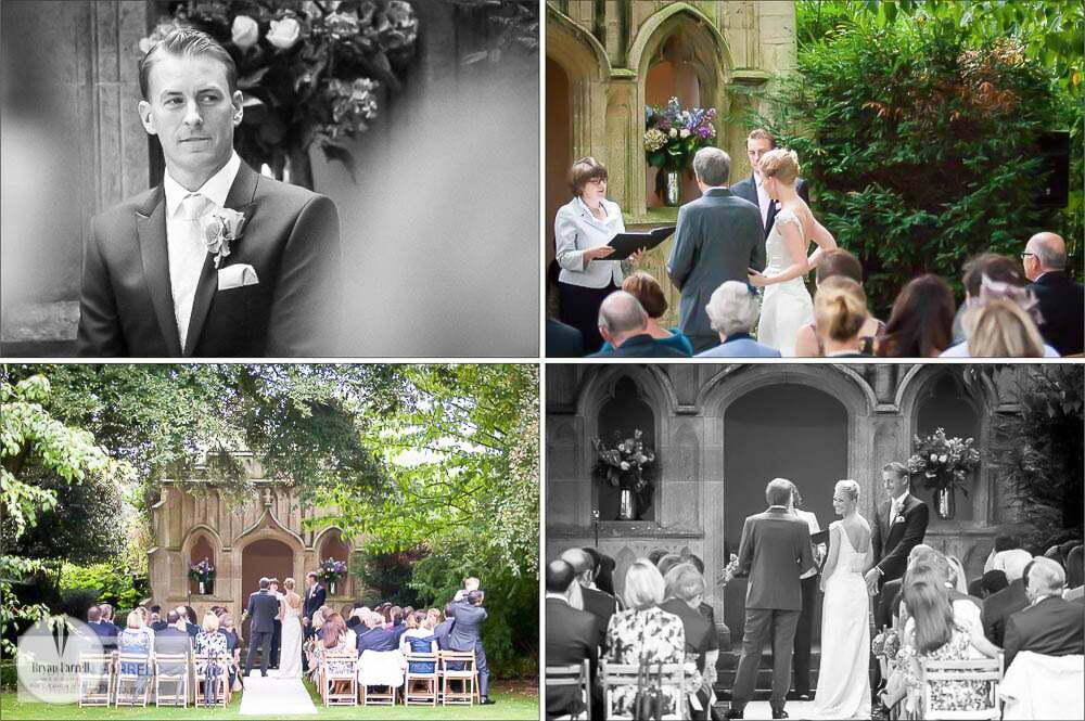 Barnsley House Weddings GPS BH 8