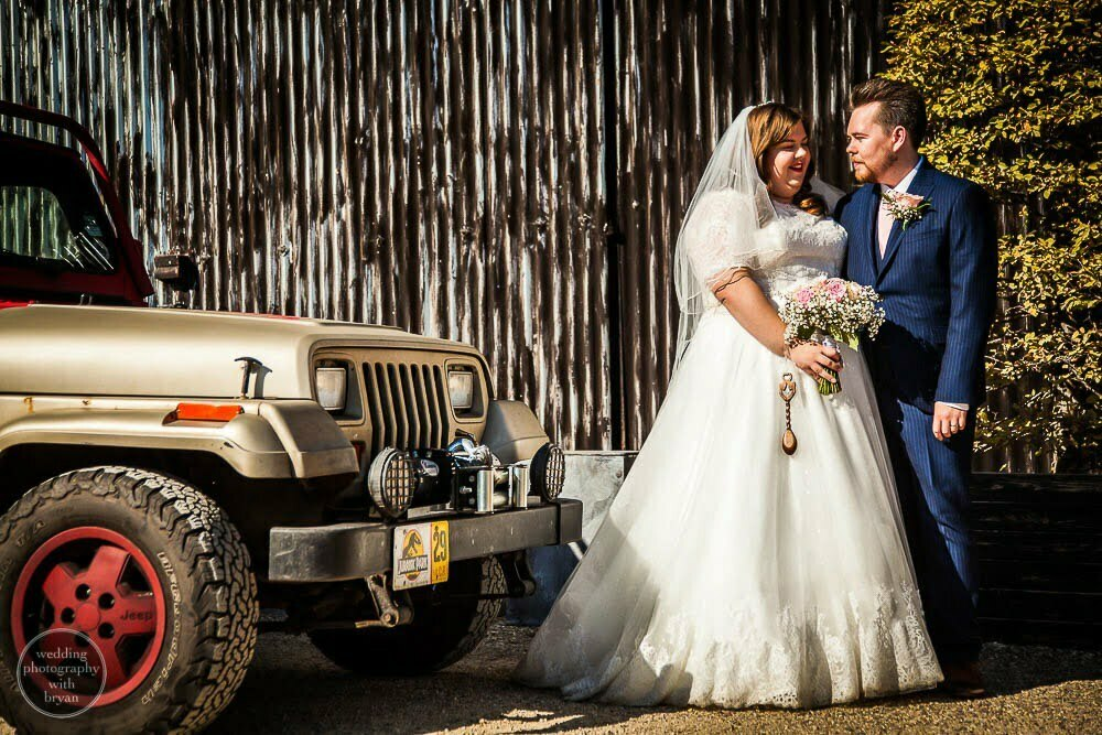 Cripps Barn Cotswold Weddings