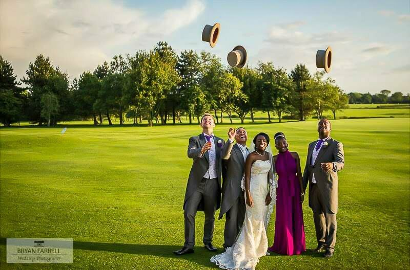Garstang Golf Club Weddings GPS PJ 21