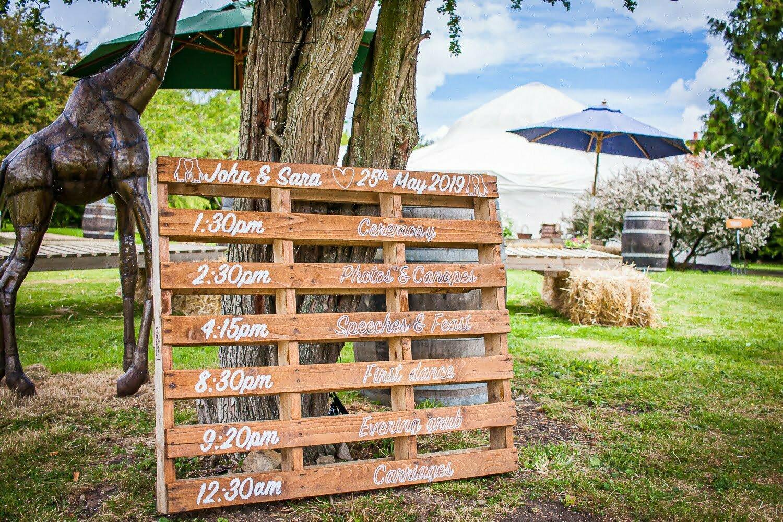 Gloucester Garden Weddings SJ 11