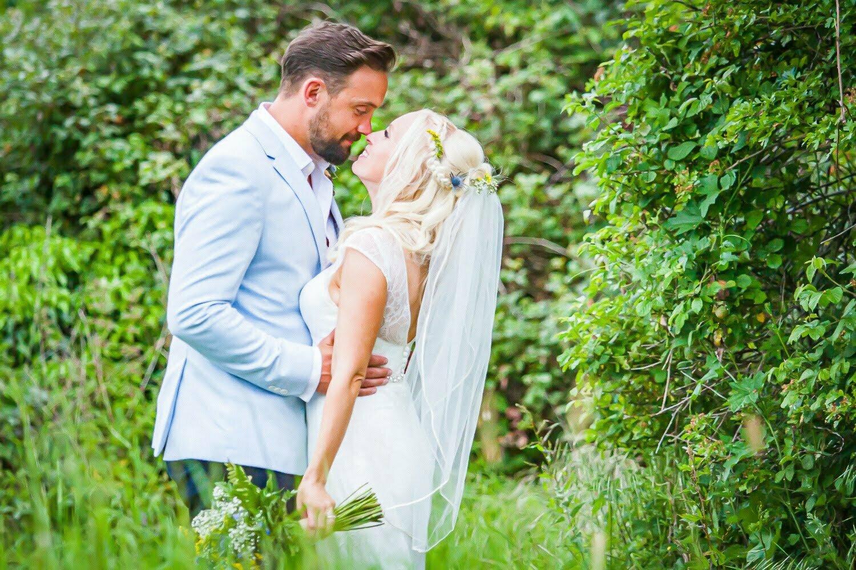 Gloucester Garden Weddings SJ 19