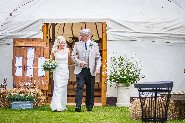 Gloucester Garden Weddings SJ 3