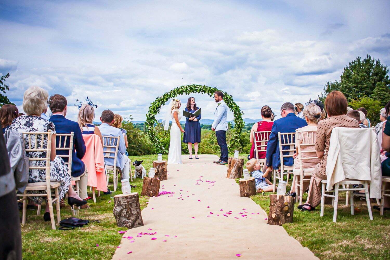 Gloucester Garden Weddings SJ 5