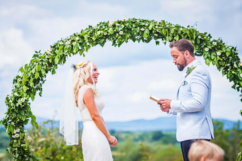 Gloucester Garden Weddings SJ 6