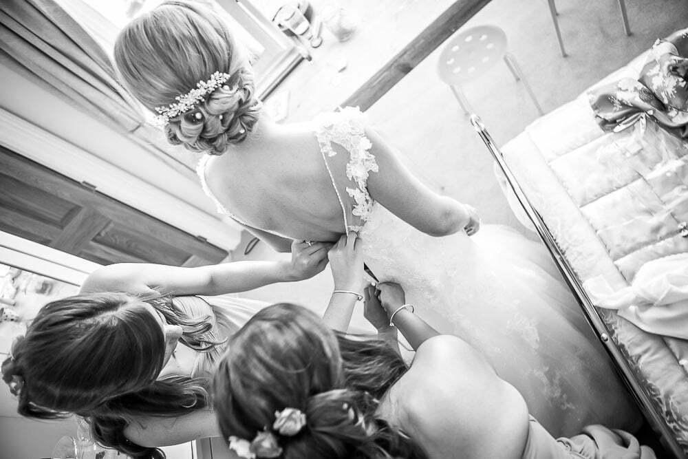 Haselbury Mill Weddings GPS TE 7