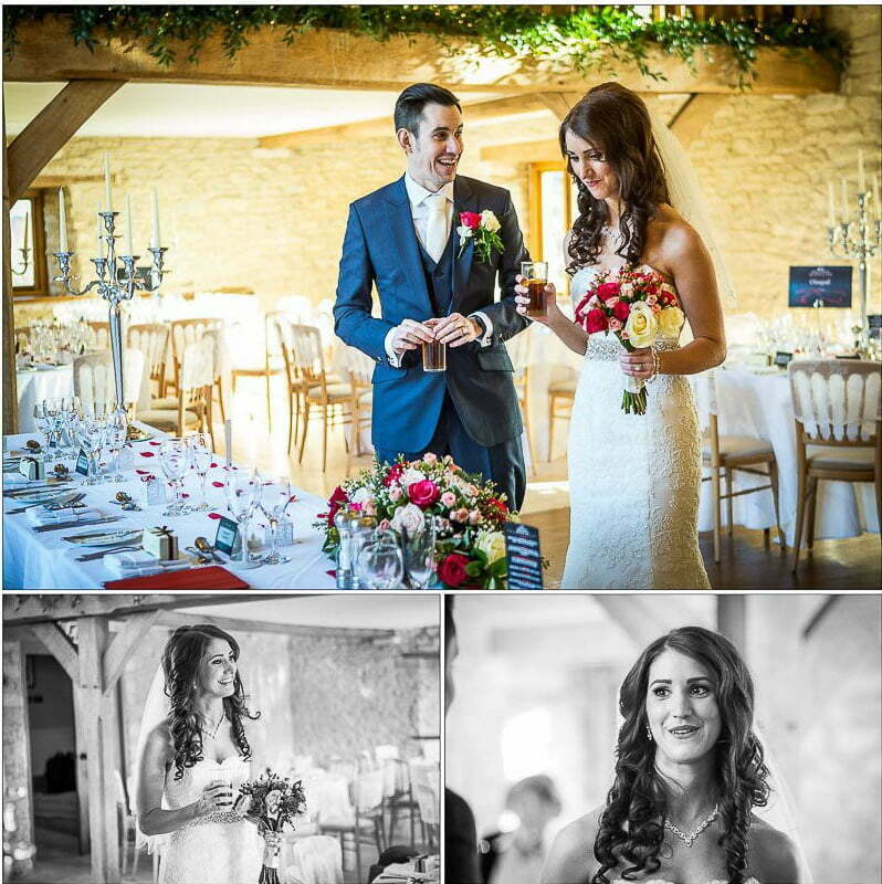 Kingscote Barn Wedding GPS GA 14