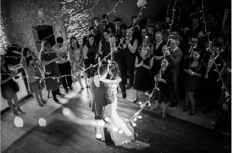 Kingscote Barn Weddings