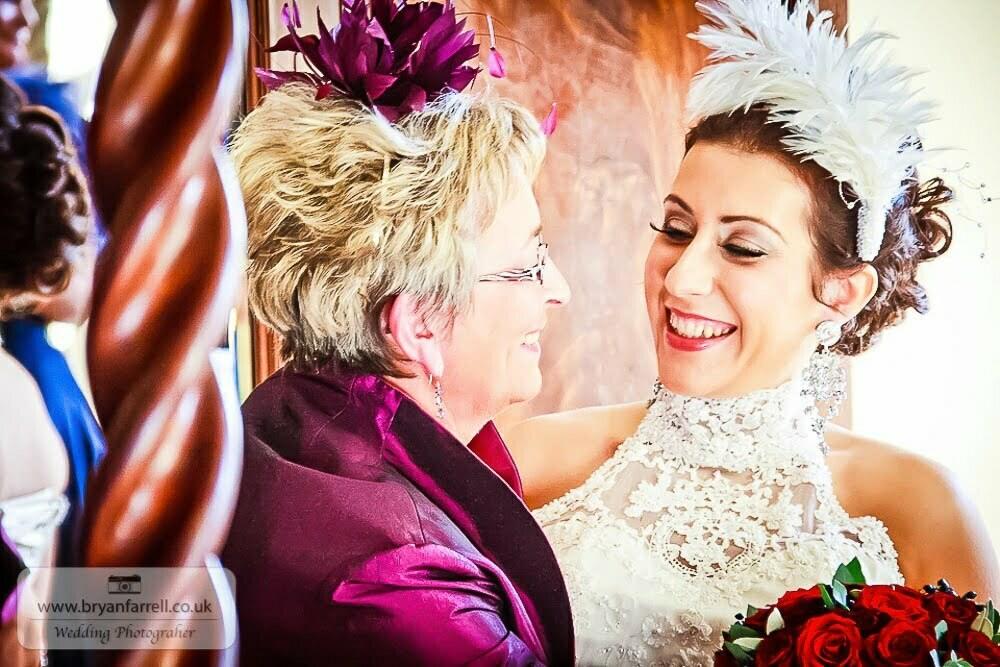 Kingscote Barn Winter Wedding GPS SG 10