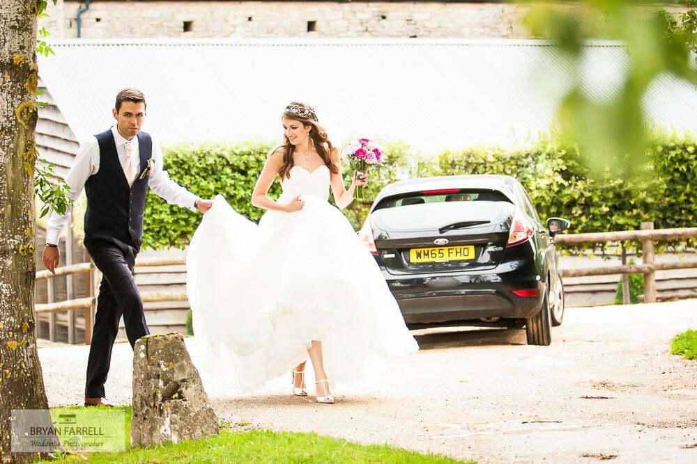 Cripps Barn Weddings - cotswold wedding venues