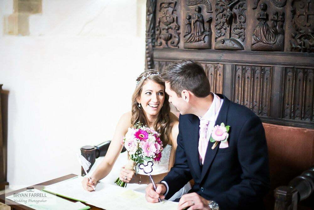 Wedding at Cripps Barn GPS AR 7