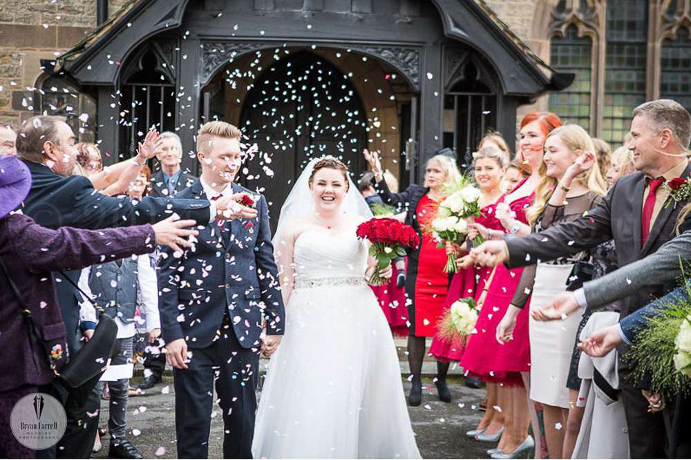 Wedding at The Prince of Wales Hotel Southport JA 12