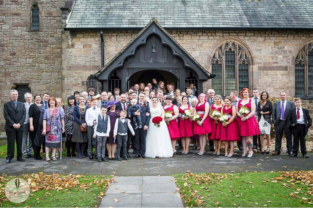 Wedding at The Prince of Wales Hotel Southport JA 13
