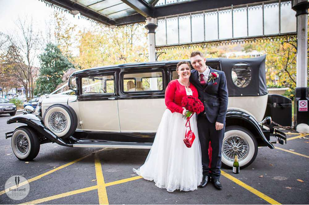 Wedding at The Prince of Wales Hotel Southport JA 16