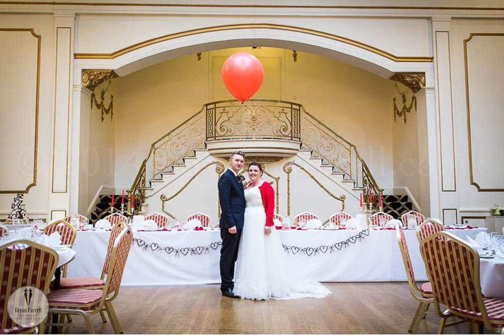 Wedding at The Prince of Wales Hotel Southport JA 18