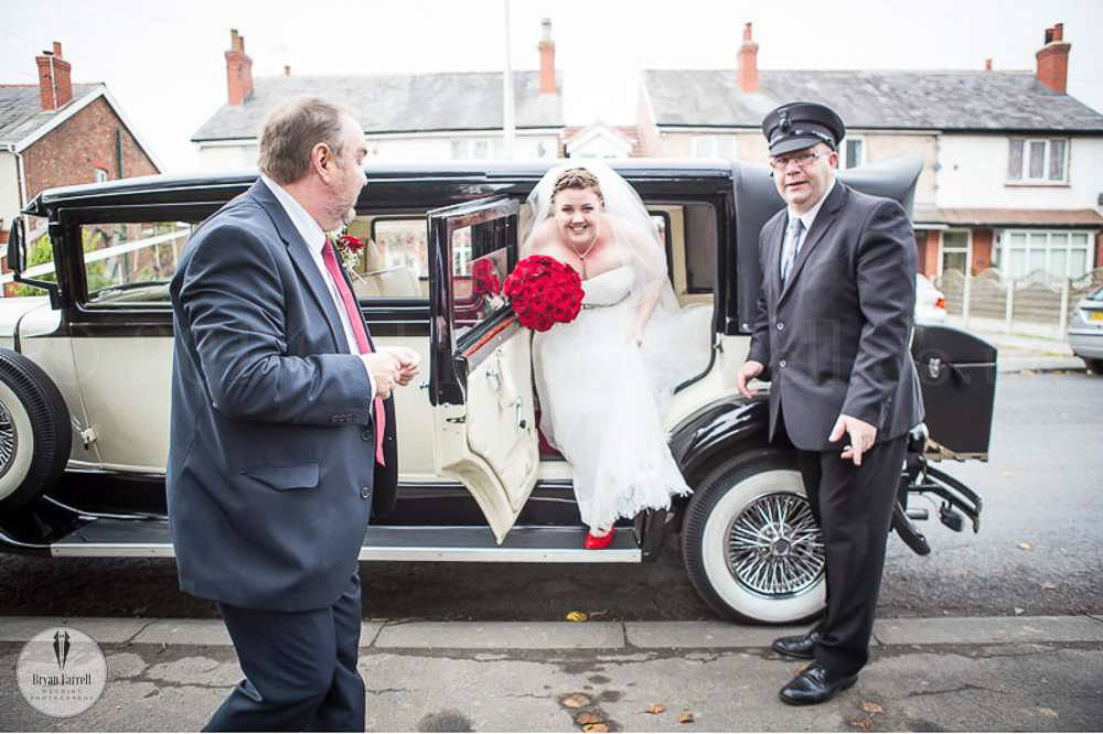 Wedding at The Prince of Wales Hotel Southport JA 7