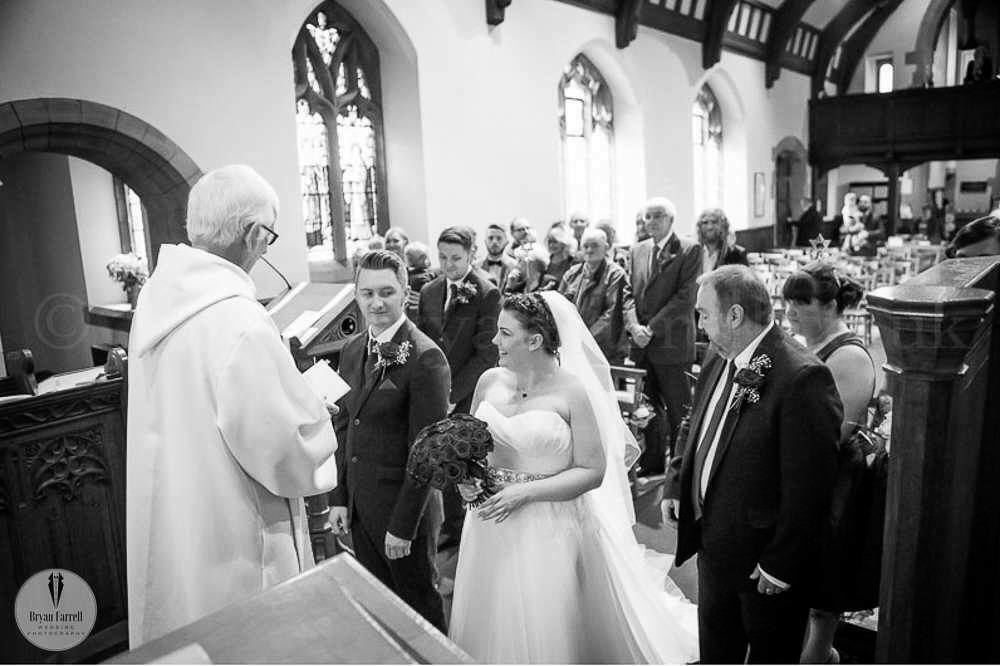 Wedding at The Prince of Wales Hotel Southport JA 8