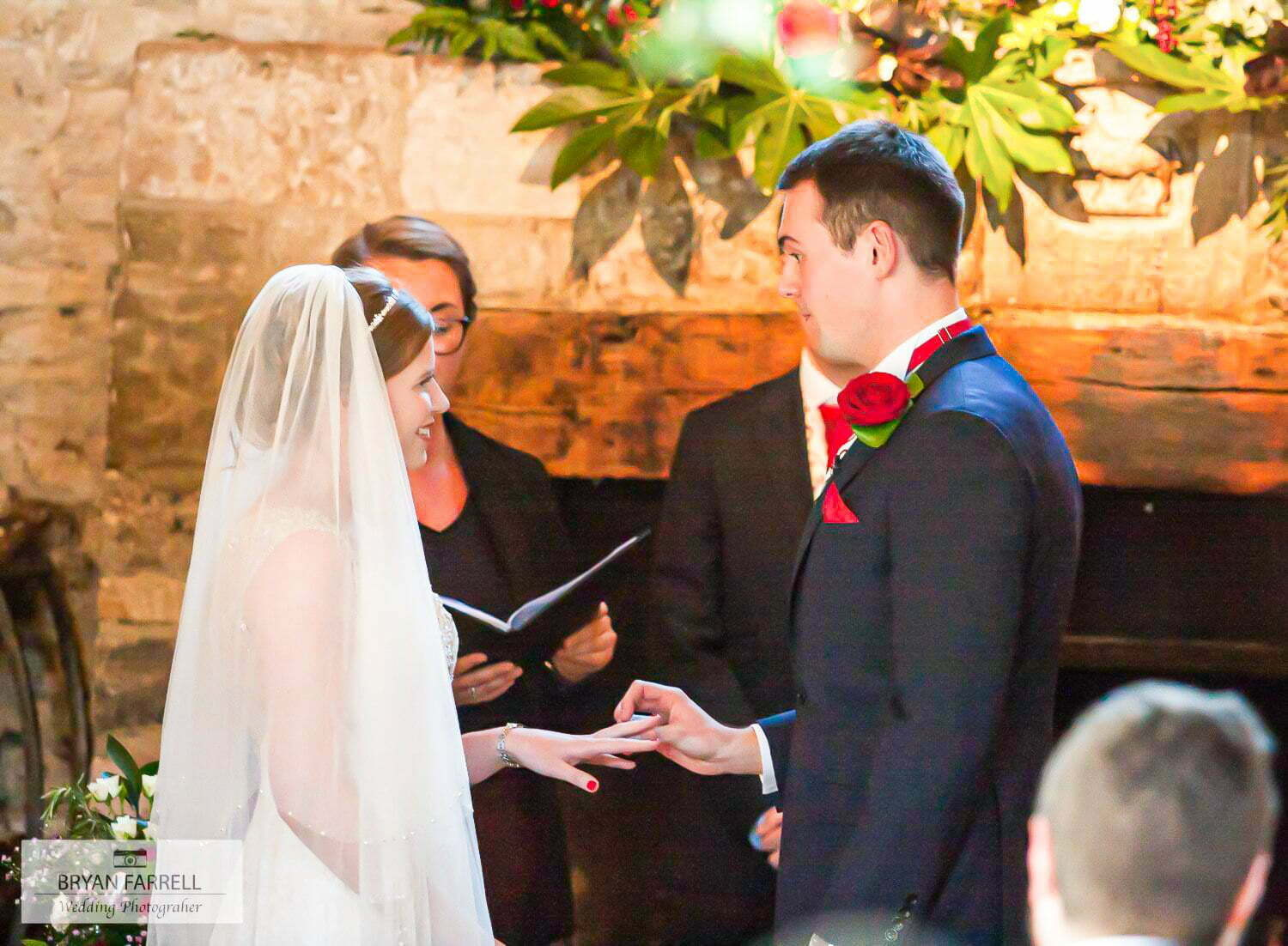 Cripps Barn Winter Weddings