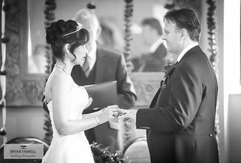 Ellenborough Park Hotel Weddings