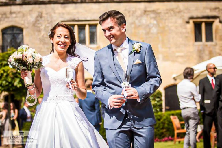 Ellenborough Park Weddings JG